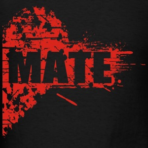Soulmate Couple Right Side - Men's T-Shirt