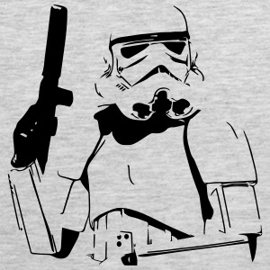 stormtrooper Women's T-Shirts - Men's Premium Tank