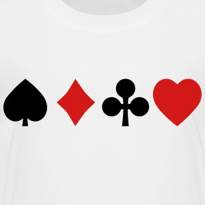 playing cards Kids' Shirts - Toddler Premium T-Shirt