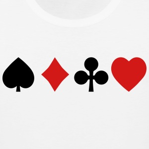 playing cards Hoodies - Men's Premium Tank