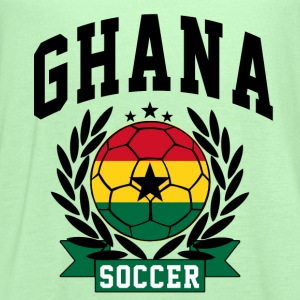 ghana_soccer T-Shirts - Women's Flowy Tank Top by Bella