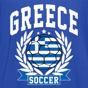 greece_soccer T-Shirts - Women's Flowy Tank Top by Bella
