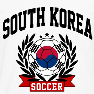 south_korea_soccer Women's T-Shirts - Men's Premium Long Sleeve T-Shirt