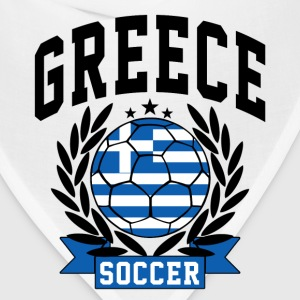 greece_soccer Women's T-Shirts - Bandana