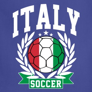 italy_soccer T-Shirts - Adjustable Apron