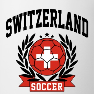switzerland_soccer Women's T-Shirts - Coffee/Tea Mug