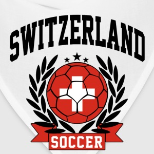 switzerland_soccer Women's T-Shirts - Bandana