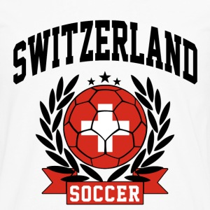 switzerland_soccer Women's T-Shirts - Men's Premium Long Sleeve T-Shirt