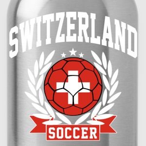 switzerland_soccer T-Shirts - Water Bottle
