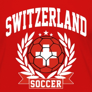 switzerland_soccer T-Shirts - Women's Premium Long Sleeve T-Shirt
