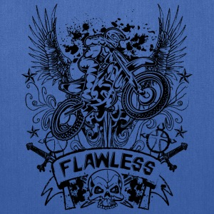 Flawless Motocross Freestyle T-Shirts - Tote Bag