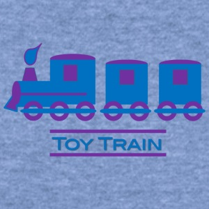 Toy Train - Women's Wideneck Sweatshirt