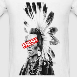 LADY CHIEF'IN - Men's T-Shirt