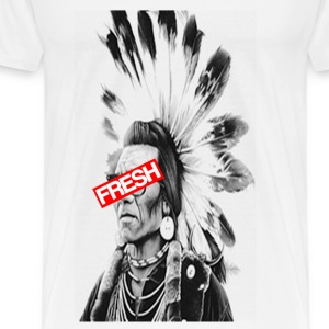 LADY CHIEF'IN - Men's Premium T-Shirt