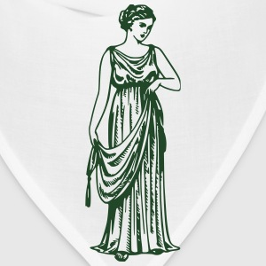 Greek Woman T-Shirts - Bandana