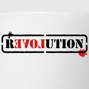 Stencil revolution Men - Coffee/Tea Mug
