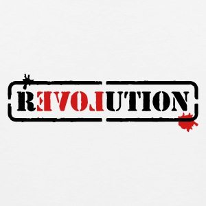 Stencil revolution Women's T-Shirts - Men's Premium Tank