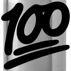 1 to 100 T-Shirts - Water Bottle