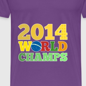 2014 World Champs - Men's Premium T-Shirt