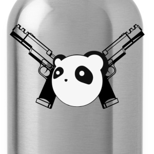 Gangster Panda - Water Bottle