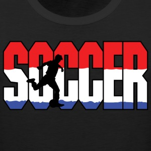 Soccer USA - Men's Premium Tank