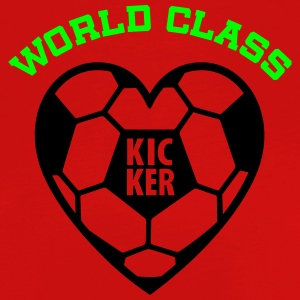 Kicker - Soccer Maternity Tanks - Women's Premium Long Sleeve T-Shirt