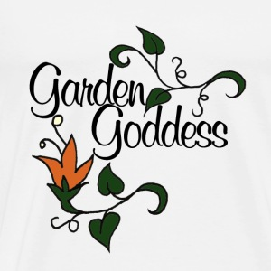 Garden Goddess - Men's Premium T-Shirt