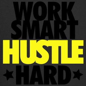 work smart hustle hard T-Shirts - Trucker Cap