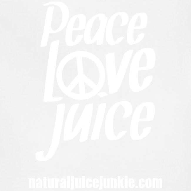 Peace Love Juice - Men's Tee