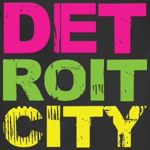 DETROIT CITY Tanks - Adjustable Apron