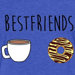 Bestfriends Parody Humor Apparel Shirts Sweatshirts - Fitted Cotton/Poly T-Shirt by Next Level