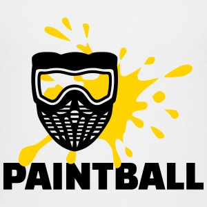 Paintball Kids' Shirts - Toddler Premium T-Shirt