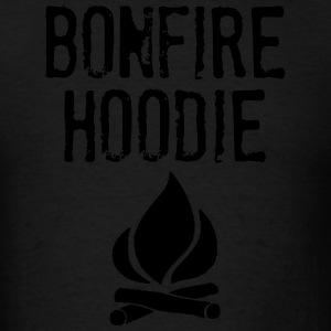 Bonfire Hoodie Hoodies - Men's T-Shirt