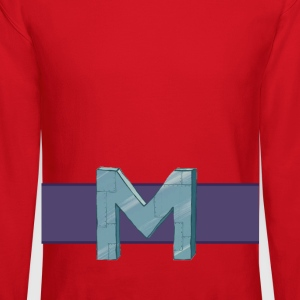 Mermaid Man's Belt - Crewneck Sweatshirt