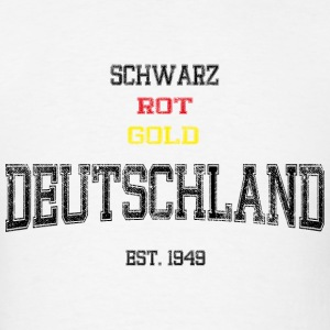Deutschland Hoodies - Men's T-Shirt