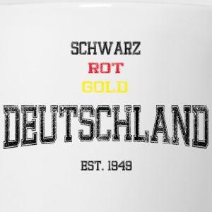 Deutschland Hoodies - Coffee/Tea Mug