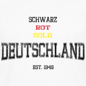 Deutschland Hoodies - Men's Premium Long Sleeve T-Shirt