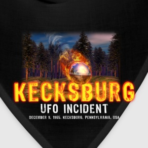 Kecksburg Ufo Incident 1965 - Bandana
