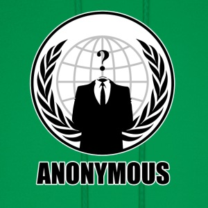 Anonymous - Men's Hoodie