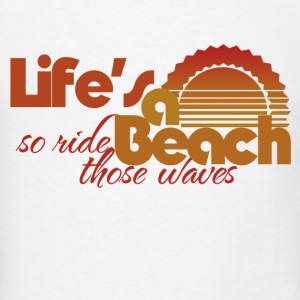 Beach Babe - Men's T-Shirt