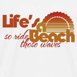 Beach Babe - Men's Premium T-Shirt