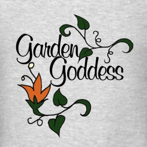 Garden Goddess - Men's T-Shirt