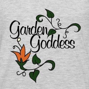 Garden Goddess - Men's Premium Long Sleeve T-Shirt