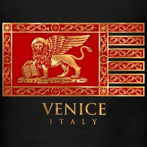 The Flag of The Republic of Venice - Men's T-Shirt