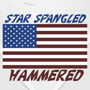 Star Spangled Hammered - Bandana