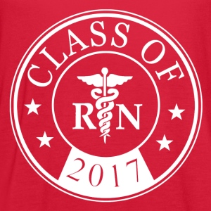 class_of_2017_registered_nurse Women's T-Shirts - Women's Flowy Tank Top by Bella
