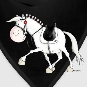Dressage - Horse - Horses - warmblood Sweatshirts - Bandana