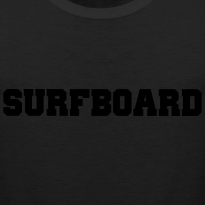 Surfboard Long Sleeve Shirts - Men's Premium Tank