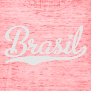Brasil Women's T-Shirts - Women's Flowy Tank Top by Bella