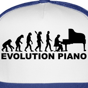 Evolution Piano Kids' Shirts - Trucker Cap